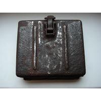 Коробка для ЗИПа к 5 cm leGrW 36 образца 1936 года. Германия, Третий Рейх.
