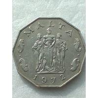 Мальта 50 цент 1972