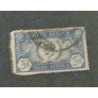 Юбилей короля Георга V. Южно-Африканская республика. Дата выпуска:1935-05-01