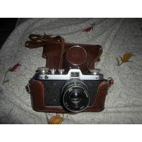 Фотоаппарат ФЭД-3 с обьективом И-61 хороший