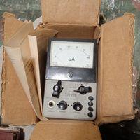 Прибор проверки транзисторов.