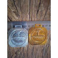 Медаль Спорт СССР БССР Спартакиада