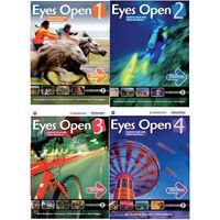Holcombe G., Goldstein B., Jones C. - Eyes Open: Глаза открыты (многоуровневый курс английского языка для подростков)