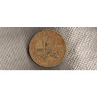 Гватемала 50 сентаво 1998/KM# 283