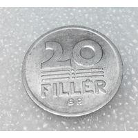 20 филлеров 1984 Венгрия aUNC #01