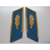 Парадные петлицы генерала ВВС СССР