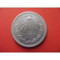 1 песо 1924 года