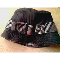 Чёрная шляпка PER UNA, Италия