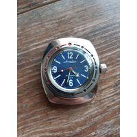Часы восток амфибия  090