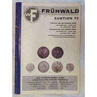 Аукционный каталог FRUHWALD Германия (Монеты, Жетоны, Награды) 2006 год.
