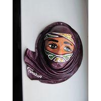 Сувенир из Туниса, кожа