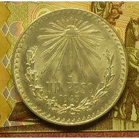 Мексика 1 песо 1943 г