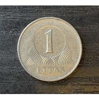 Литва, 1 лит 1999г.