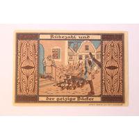 Германия (Notgeld), 3 марки 1921 год.