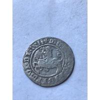 Полугрош 1511 г.  - с 1 рубля.