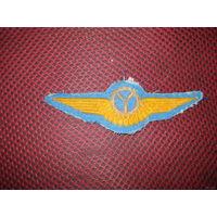 Нагрудная нашивка ВВС США (вышитая,оригинал)