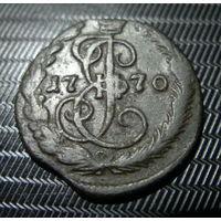 Денга 1770 год