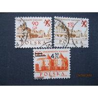Марки Польша 1965 год. 700-летие Варшавы