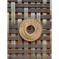 Британская Восточная Африка 1 цент 1954 г.