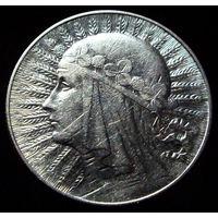 5 злотых 1934 (1) отличное коллекционное состояние