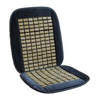 Накидка на сиденье велюр+бамбук CU57