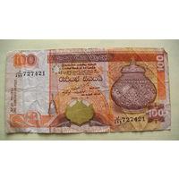 Шри-Ланка (Цейлон) 100 рупий 2005г.   распродажа
