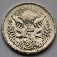 Австралия, 5 центов 2004 г