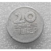 20 филлеров 1953 Венгрия #01