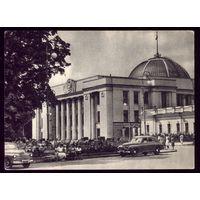 1954 год Киев Здание верховного совета