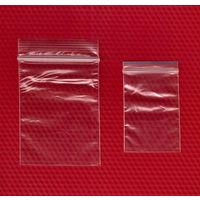 Пакеты с защелкой ПВД размеры 40х60,50х70,60х80,70х100,80х120 А