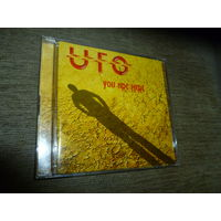 UFO-2004- YOU ARE HERE- MADE IN GERMANY -
