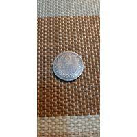 Болгария 2 стотинки 1912