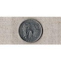 Италия 100 лир 1979 /ФАО/фауна/(Jii)