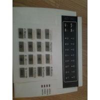 ЖКИ клавиатура сигнализации КП-16С светодиодная novatekh
