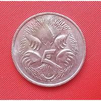 63-06 Австралия, 5 центов 1976 г.