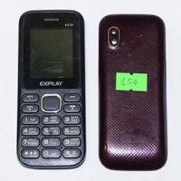 154 Телефон Explay A170. По запчастям, разборка