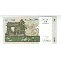 200 ариари Мадагаскара 2004 года