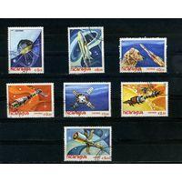 Никарагуа 1982г. космос. 7м.