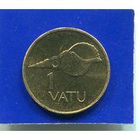 Вануату 1 вату 1999 UNC