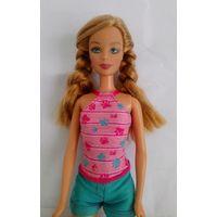 Кукла Барби Маттел с резиновыми ножками