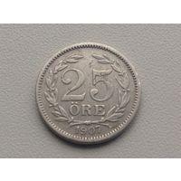 25 оре 1907 Швеция.