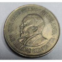2 шиллинга 1971 Кения. Редкая..