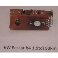 100177 Плата плафона VW Passat B4