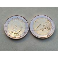 2 евро Монако 2017