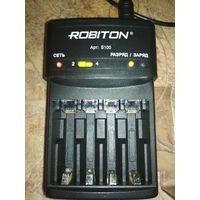 Универсальное зарядное устройство robiton s100