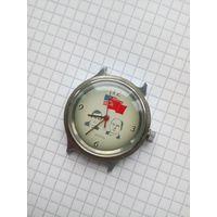 """Часы """"Восток"""" не частые в приличном состоянии (циферблат в люксе)"""