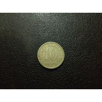 10 сентов 1931