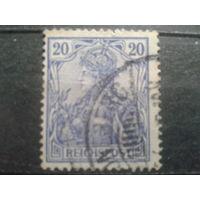 Германия 1900 Стандарт 20 пф
