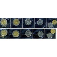 Тайланд, 6 монет