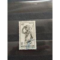 Французская колония Мадагаскар (3-10)